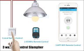 sonoff 7a 1500w ac90 250v diy wifi wireless switch socket module