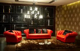 Leather Living Room Chair Red Leather Sofa Living Room Ideas Centerfieldbar Com