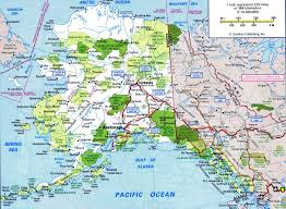 Louisiana Highway Map Alaska Highway