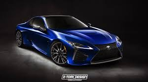 lexus lf lc blue lexus lc 500 2017 goes 0 60 in 4 5 seconds vehicles pinterest