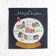 Christmas Kitchen Curtains by Snowman Kitchen Curtains Promotion Shop For Promotional Snowman