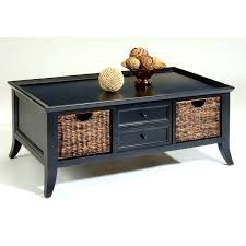 Cool Coffee Table by Cool Coffee Table With Baskets For Storage Inspiration For Your Home