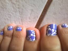 foot nail art designs how you can do it at home pictures