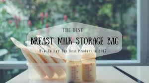 best breast milk storage bag how to buy the best product in 2017