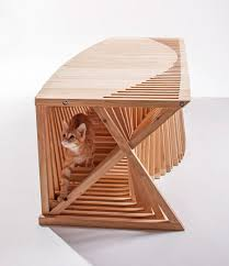 modern cat furniture scintillating modern cat house contemporary best inspiration
