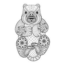 36 printable animal coloring pages images