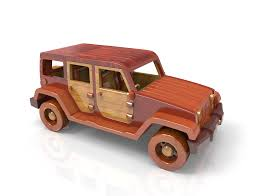 jeep wrangler wood toy plan for plan set email lloydwatson100