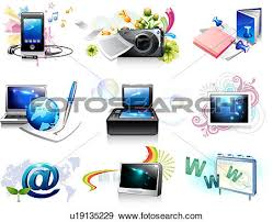Electronics Gadgets Electronic Gadgets Illustrations And Clip Art 8 956 Electronic
