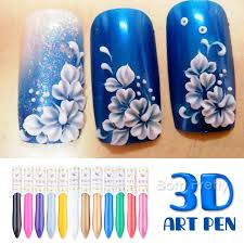 3 99 fast dry diy nail art quick drawing paint pens