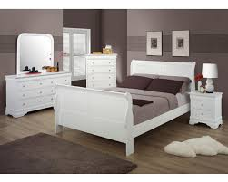 White Bedroom Set Full Size - warm paint accent wall colors of small master bedroom design with