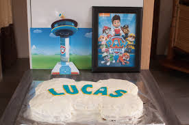 kristas random thoughts lucas u0027 paw patrol 4th birthday party