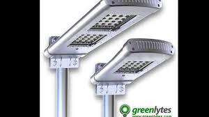 all in one led solar lights solar parking lot lights