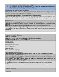 edtpa childhood lesson plan template lesson all 3