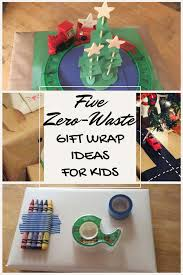 walmart ads for thanksgiving 5 zero waste gift wrap ideas for kids with scotchbrand and