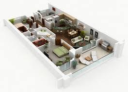 3d floor plan rendering 3d floor plan creating a modeled and rendered floor plan 3d