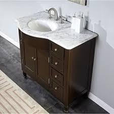 Vanity Outlet Store Everyday Cabinets Grey Shaker 36 Inch Single Sink Bathroom Vanity