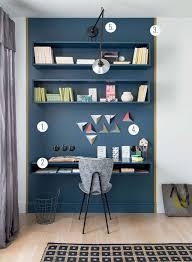 okay bureau 5 reasons i like this workspace desks wall colours and aqua blue