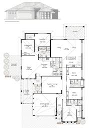 Two Family Floor Plans by Designs