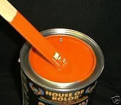 touch up custom mix spray can house of kolor pbc32 tangelo orange