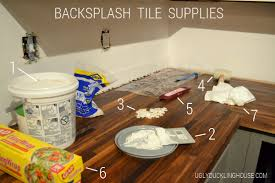 creative ideas how to tile a kitchen backsplash bold design how