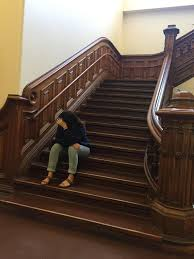 beautiful stairs the best places to cry on uc berkeley campus