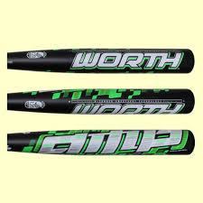 worth softball bats worth amp usssa pitch softball bat sbampa justbats