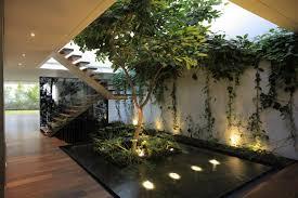Casa Veintiuno By Hernandez Silva Arquitectos Decoration - Interior garden design ideas