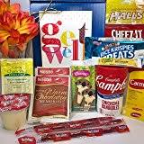 care package for sick sorry you are sick feel better gift basket