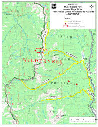 Wildfire Map August 2015 by Montana Wildfire Roundup For August 17 2015 Mtpr