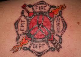 21 cool firefighter tattoos u2013 desiznworld