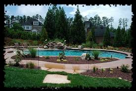 Patio And Pool Designs Swimming Pool Designs In Raleigh 10 Years Experience