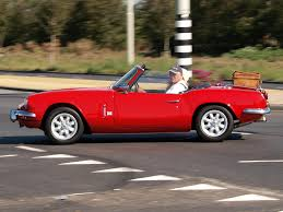 triumph gt6 review and photos