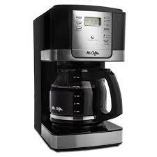 Coffee Pot mr coffee皰 advanced brew 12 cup programmable coffee maker black