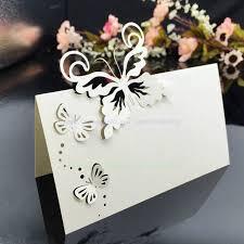 wedding supplies 100pcs lot 9 11cm wedding supplies pierced laser cut butterfly