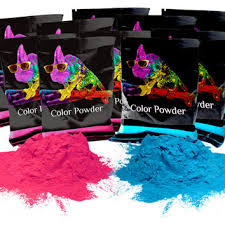 gender reveal party supplies color powder gender reveal party supplies from orvinapparel on