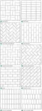 Best  Tile Floor Patterns Ideas On Pinterest Spanish Tile - Bathroom tile work 2