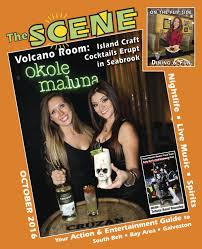 halloween city seabrook the scene magazine october 2016 back to front by the scene