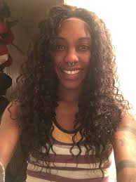 curl in front of hair pic 250 density brazilian virgin human hair body wave glueless lace