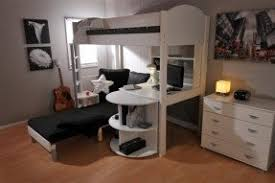 Bunk Bed With Pull Out Bed Futon Bunk Bed With Desk Foter