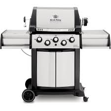 Backyard Grill 3 Burner Gas Grill by Broil King Sovereign 90 3 Burner Freestanding Propane Gas Grill