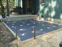 Diy Paver Patio Installation Tub On A Budget Plus How To Install A Paver Patio Living