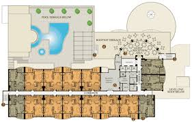 resort hotel floor plan diversified real estate concepts the platinum level 17 features