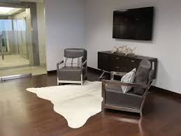 How To Decorate With Rugs Cow Skin Rug Brown U0026 White Moomoo Cowskin Rug Grey Cowhide