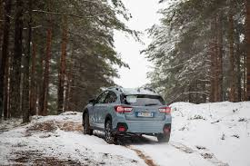 subaru snow 2018 subaru xv first drive a budget land rover alternative