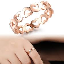 heart fashion rings images Jewelry supplies canada fashion jewelry rings wholesale fine rose jpg