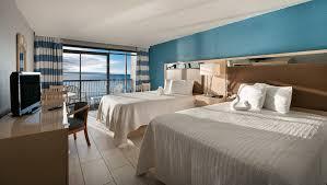 oceanfront 2 bedroom suite at hotel blue myrtle beach