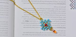 diy beaded pendant necklace images Diy a handmade seed beads necklace with bead pendant carol 39 s jpg