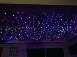 chambre ciel étoilé plafond etoile chambre ciel actoilac fibre optique end glow ciel