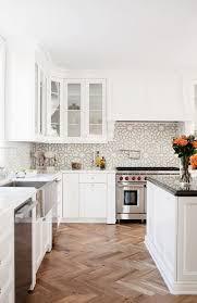 Subway Tile Backsplash White Cabinets Kitchen Backsplash Ideas For Quartz Countertops White Backsplash
