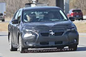 2017 subaru impreza sedan sport 2017 subaru impreza hatchback and sedan spied testing autoguide